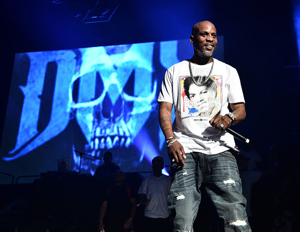 DMX performs at Masters Of Ceremony 2019 at Barclays Center on June 28, 2019 in New York City.