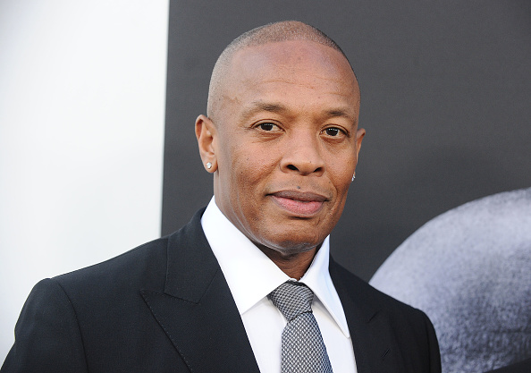 """HOLLYWOOD, CA - JUNE 22: Dr. Dre attends the premiere of """"The Defiant Ones"""" at Paramount Theatre on June 22, 2017 in Hollywood, California."""