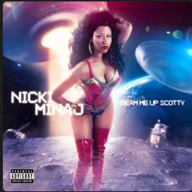 Album art nicki minaj