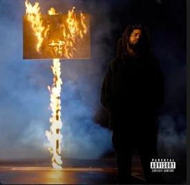 J.Cole cover art