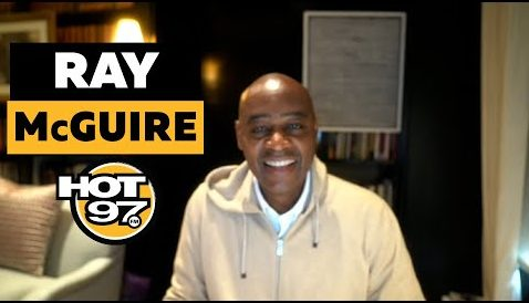 Ray McGuire On Ebro in the Morning