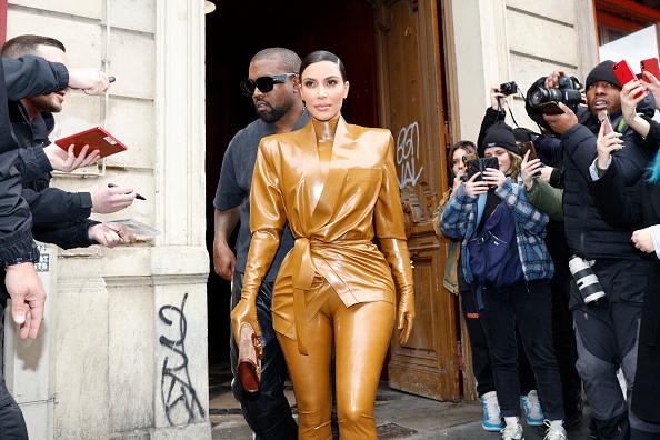 Kim Kardashian Posts Revealing Photo Amid Kanye West & Irina Shayk Romance Rumors - Hot97 - Hip Hop & R&B News