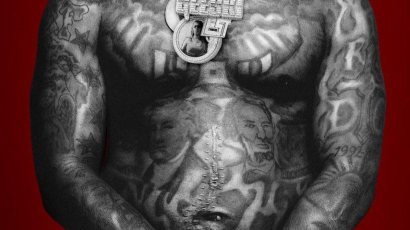 eST Gee Album cover art