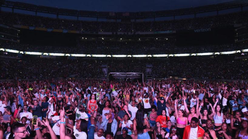 Summer Jam 2019 Crowd Shot