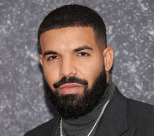 """LONDON, ENGLAND - SEPTEMBER 04: Drake attends the """"Top Boy"""" UK Premiere at Hackney Picturehouse on September 4, 2019 in London, England."""