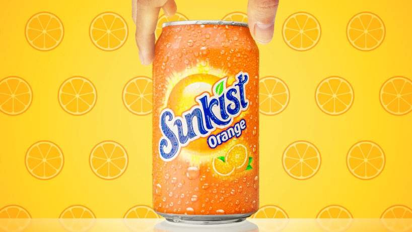 Sunkist & Squirt Is So Good!