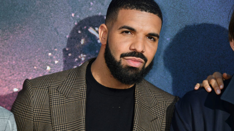 """LOS ANGELES, CALIFORNIA - JUNE 04: Drake attends HBO's """"Euphoria"""" premiere at the Arclight Pacific Theatres' Cinerama Dome on June 04, 2019 in Los Angeles, California."""