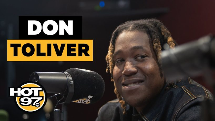 Don Toliver On Ebro in the Morning