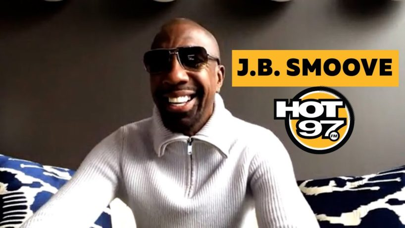 JB Smoove On Ebro in the Morning