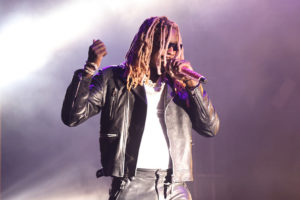 Young Thug performs during the 2021 Governors Ball Music Festival at Citi Field on September 26, 2021 in New York City.