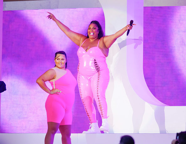 Lizzo performs at 2021 Global Citizen Live: New York on September 25, 2021 in New York City.