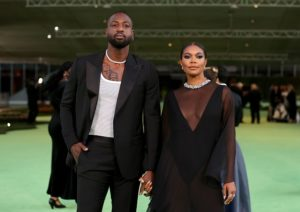 LOS ANGELES, CALIFORNIA - SEPTEMBER 25: (L-R) Dwyane Wade and Gabrielle Union attend The Academy Museum of Motion Pictures Opening Gala at The Academy Museum of Motion Pictures on September 25, 2021 in Los Angeles, California.