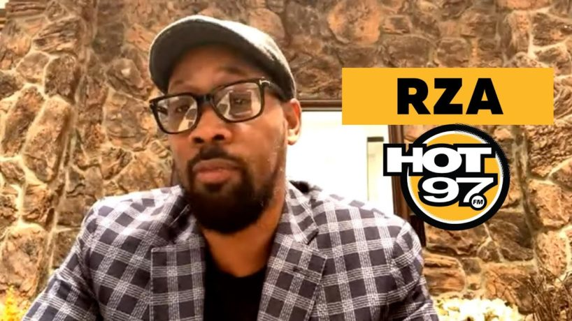 RZA On Ebro in the Morning