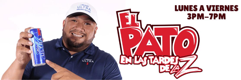 Pato En Las Tardes_con una Michelob Ultra