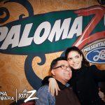 Fotos con Ana Barbara en el Palomazo con 107.1 La Z: Se��or con Ana Barbara