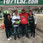 Tornado de Premios de La Z en Cricket: Tornado de Premios de La Z