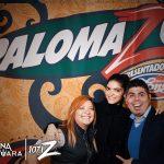 Fotos con Ana Barbara en el Palomazo con 107.1 La Z: Se��ores con Ana Barbara
