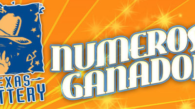 Texas Lottery Numeros Ganadores
