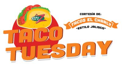Taco Tuesday_Tacos El Charley