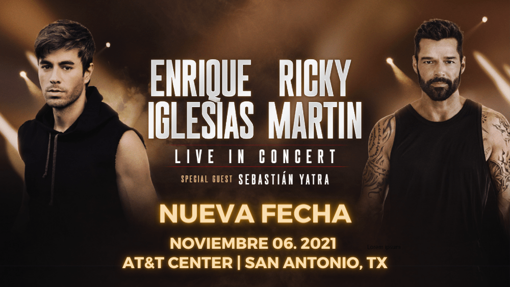Enrique y Ricky_Live Tour
