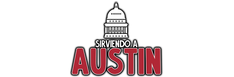 Sirviendo-A-Austin-Cover-Clouds_Capitol Building