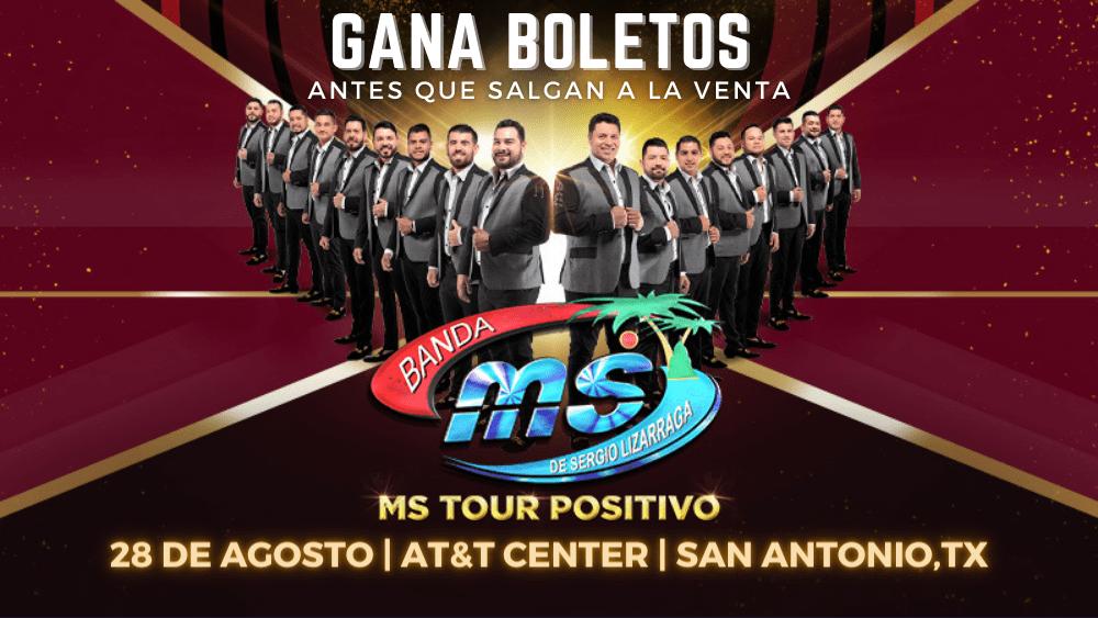 Banda MS_Tour Positivo