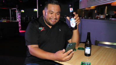El Pato with Michelob Ultra