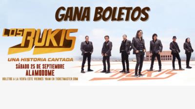 Los Bukis_Gana Boletos