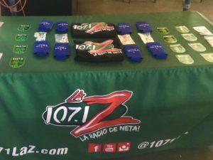 Mesa de La Z con Premios