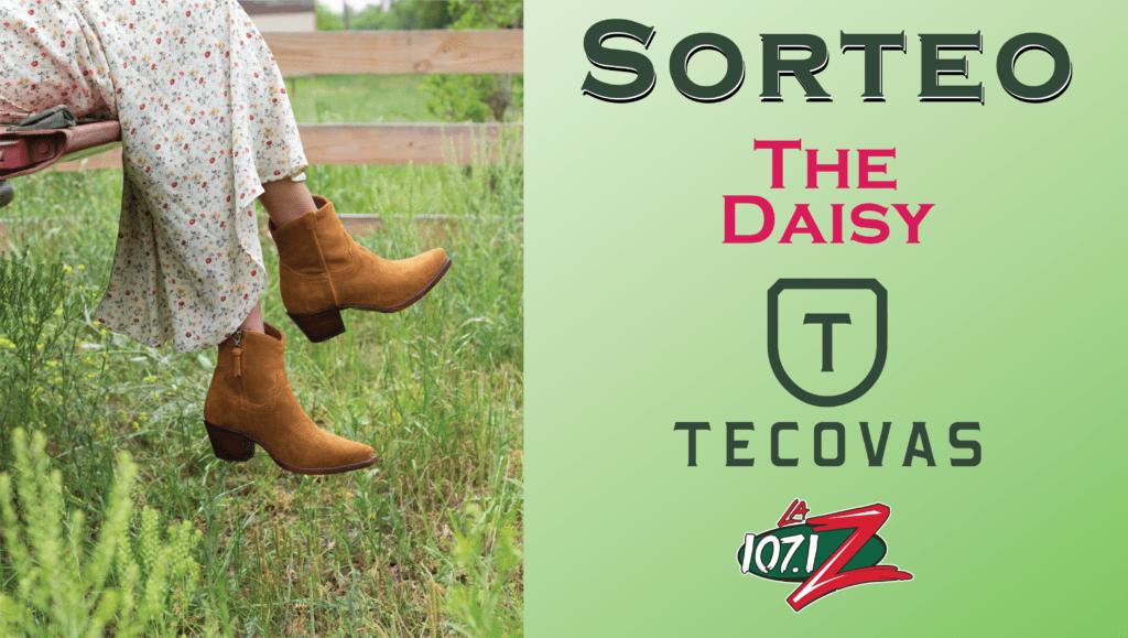 Sorteo The Daisy Tecovas La Z