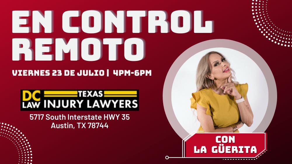 DC Law_La Guerita en Control Remoto