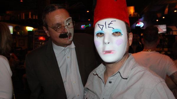 Dudley & Bob + Matt's Halloween Bashes