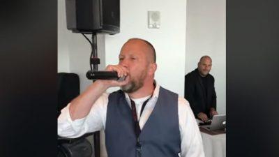 Death Metal Wedding Singer