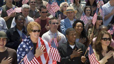proud americans