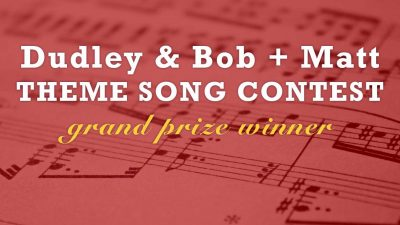 song contest poster