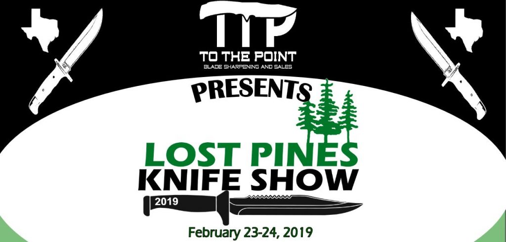 Lost Pines Knife Show
