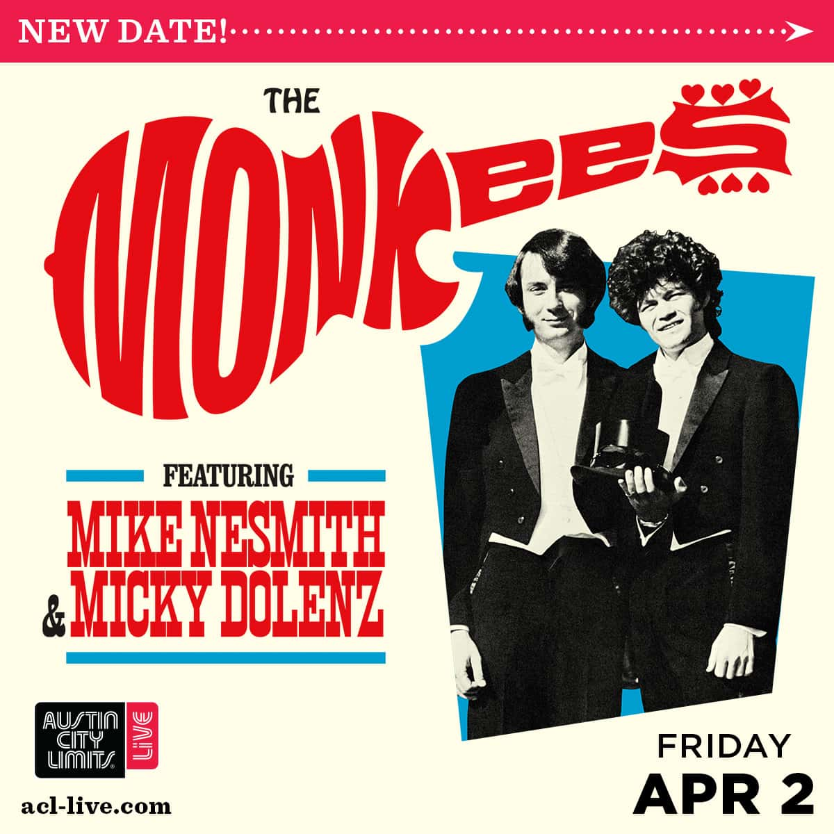 The Monkees at ACL Live