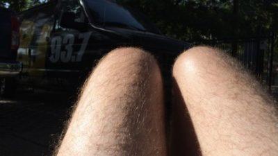 cj morgan hot dog legs