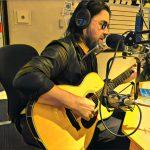 Bob Schneider: Bob Schneider in studio