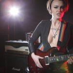 KLBJ Rock Girl Leigh