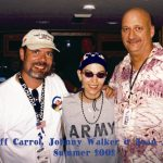 Jeff, Johnny Walker, and Joan Jett: Jeff, Johnny Walker, Joan Jett