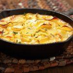 scalloped potatoes: scalloped potatoes