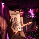 Art with the band Beat Bodega at One 2 One Bar