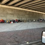 2 Homeless Camps: Things to stare at in traffic