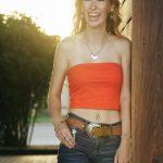 Miss KLBJ Rock Girl Olivia: Rock Girl Olivia