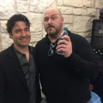 Ron Livingston and Will Sasso