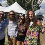 CJ's ACL Fest Pics: klbj at acl fest