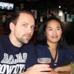 Jacob & Amanda, First Quarter, One Drink