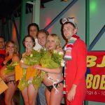 Miss Pregnant Bikini: winners on the stage