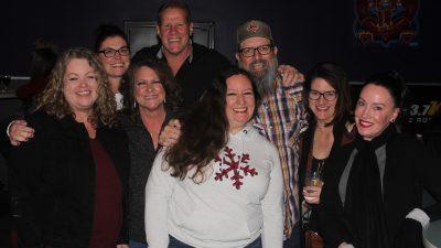 fans at cap city comedy club